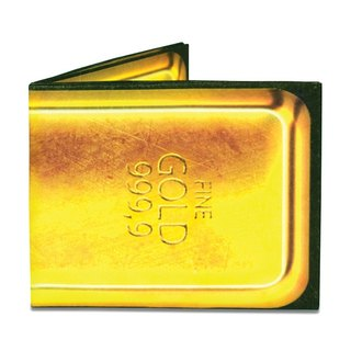 Mighty Wallet(R) 纸皮夹_Gold Bar