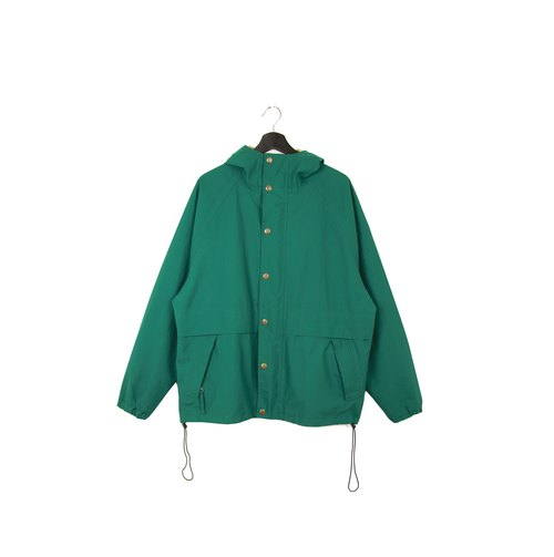 Back to Green:: 防风外套 Woolrich草绿  //男女皆可穿// vintage outdoor(CO-13)