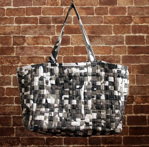 Woven tote Large (urban)