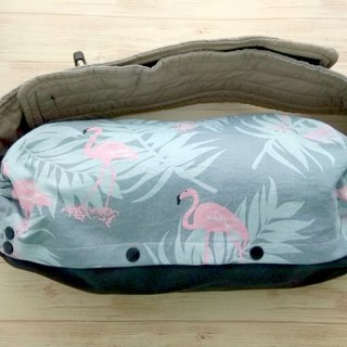 Baby Carrier Bag, Storage for Ergobaby, Ergo 360, Tula, Lillebaby, Pink Flamingo