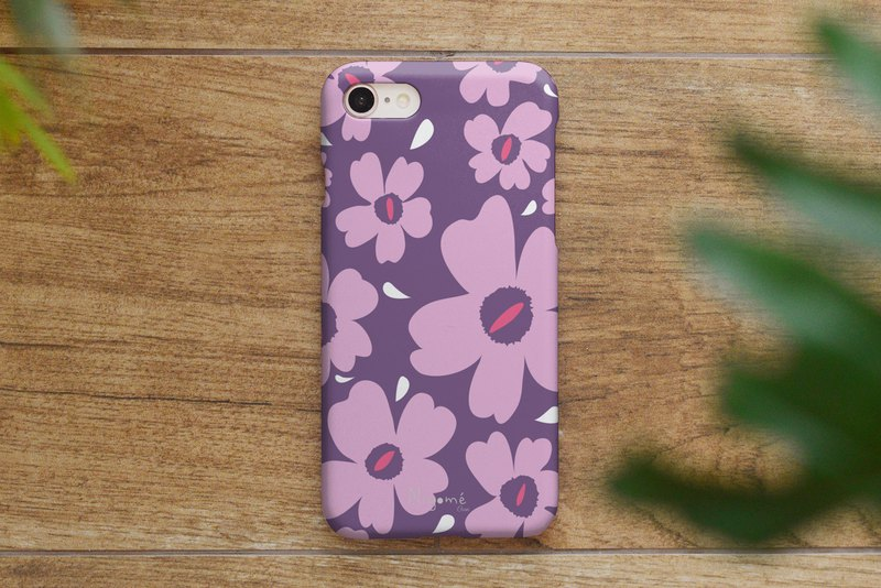 66-6 soft flowers iphone case for iphone 6,7,8, plus iphone xs, iphone xs max