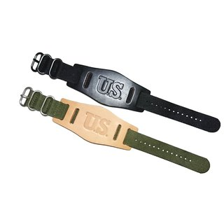 Nylon airforce watch strap - 尼龙飞行军表带