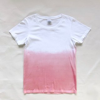 Mud dyed Dirty - SUNSET TEE