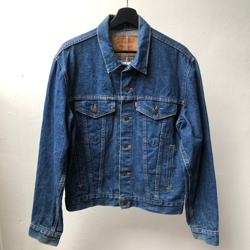 Levis vintage denim jacket