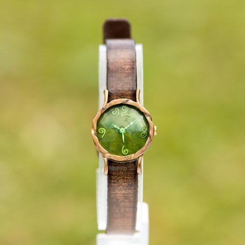 Dome watch SK Green