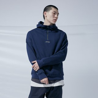 DYCTEAM - Waterproof Zipper Hoodie 刷毛拉链帽TEE