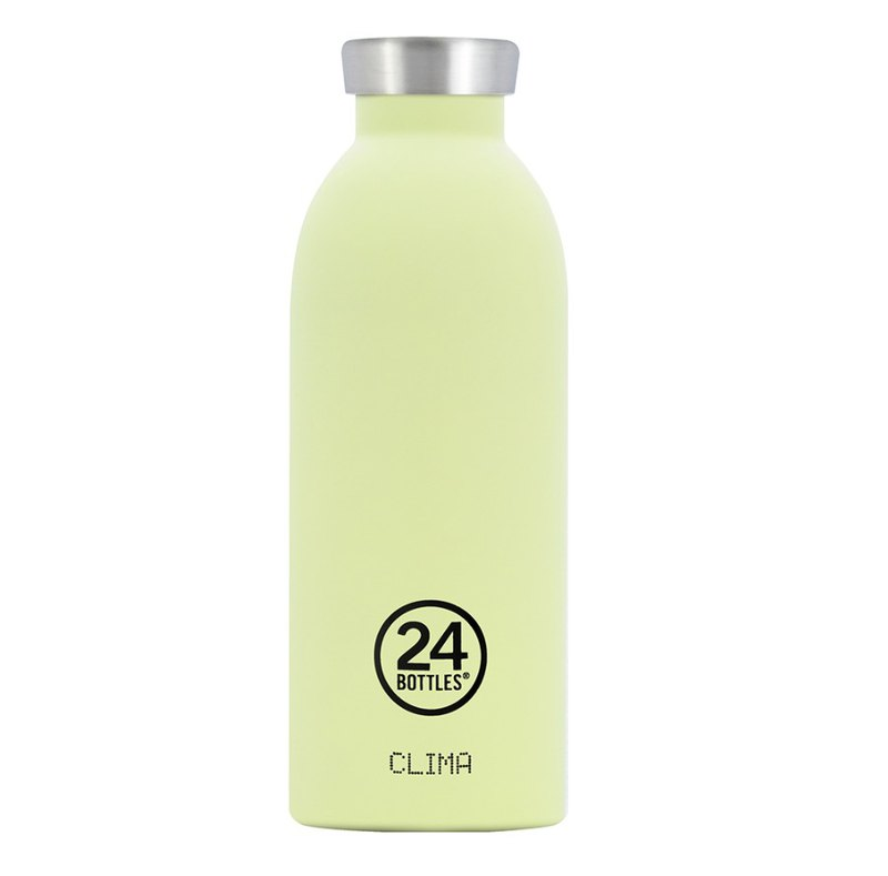 24Bottles -Clima Bottle PistachioGreen (500ml)保冰24hr保12hr
