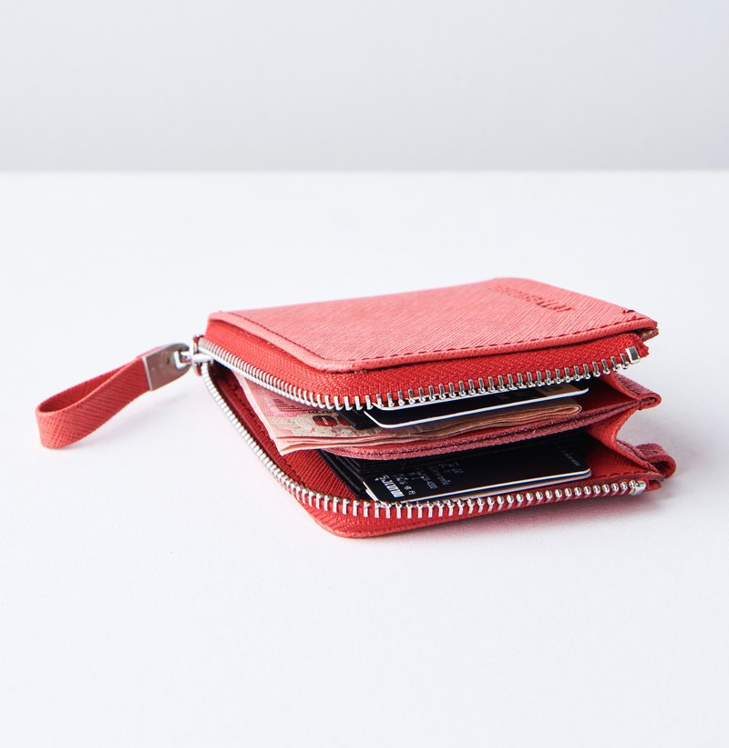Wallet    Mini Wallet - Red