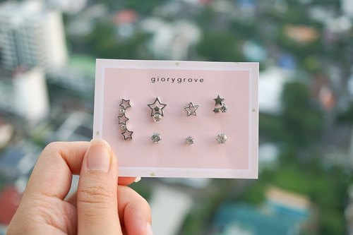 starshine set earring