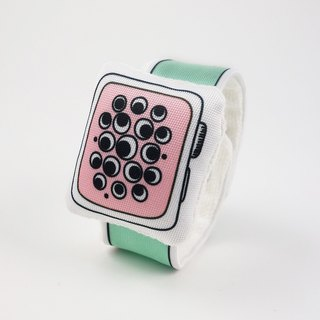Rabbit Mint Baby 我的第一只布手表 My first Baby Watch (BBW-A006)