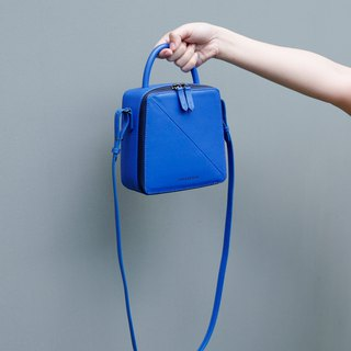 Butter Crossbody Bag in Blueberry