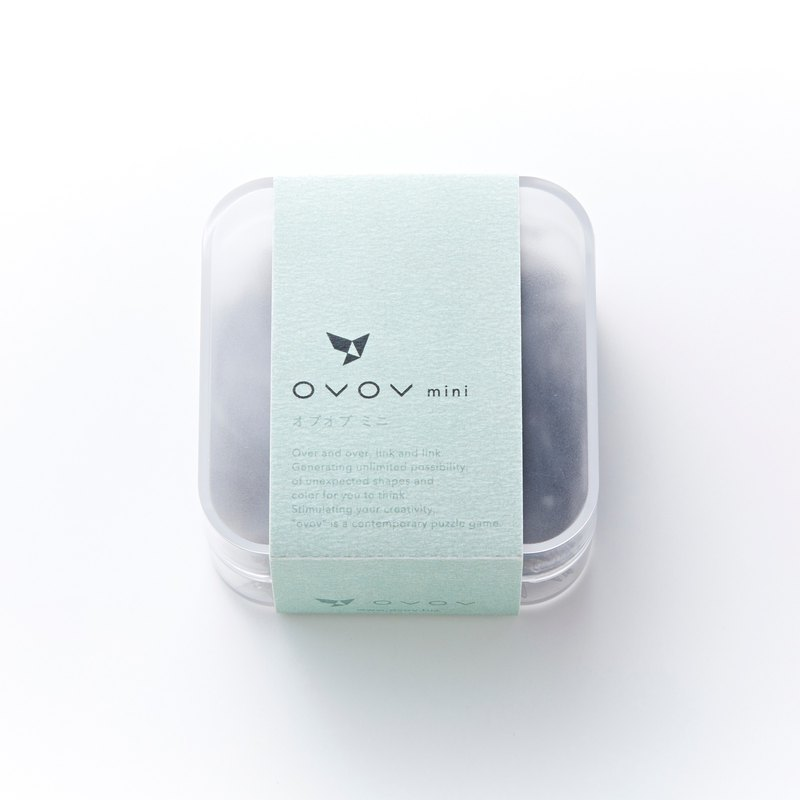 Pieces for Accessory - OVOV mini - 100 pieces - Gray