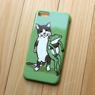 iPhone Case Big Nakayoshi Green
