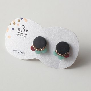 1 point only / scaled earrings