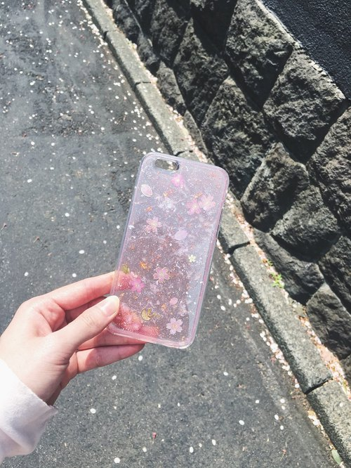 PIKA - PHONE CASE / PINK
