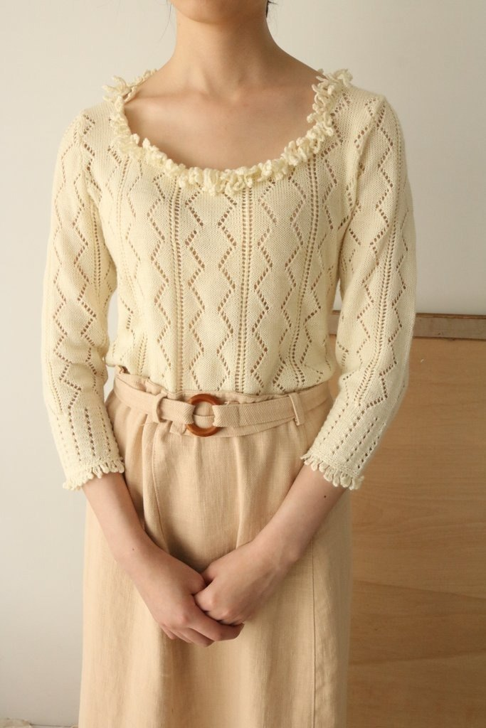 Lucinda Sweater ( 古着 )