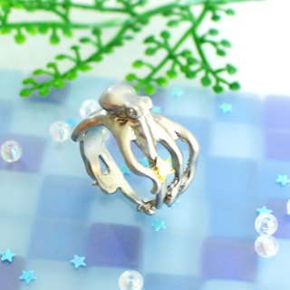 Octopas Ring Octopus ring RN 135