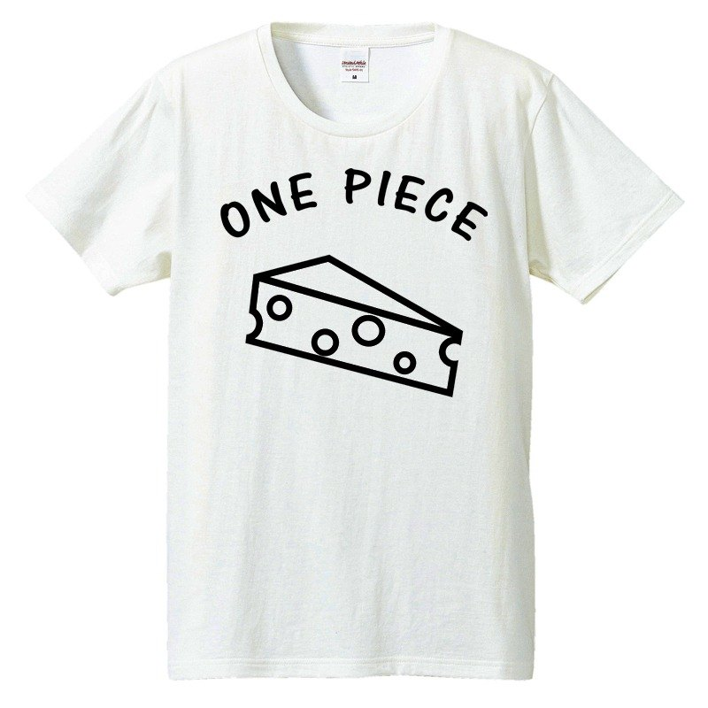 T-shirt / one-piece Cheese