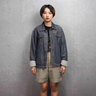 Tsubasa.Y 古着屋 古着牛仔外套 002 , denim jacket