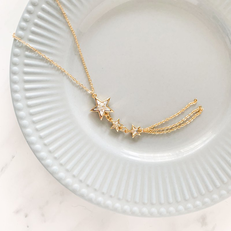 WH METEOR necklace