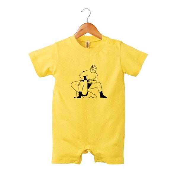 Scorpion solidified romper