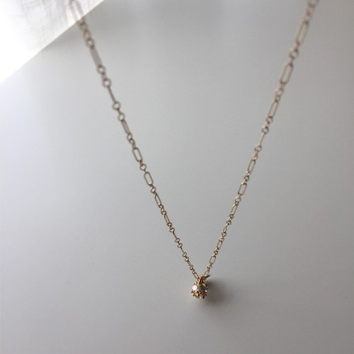 Necklace项链:  The Watsonia Necklace - N058