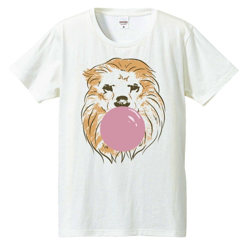 T-shirt / Bubblegum (Lion)