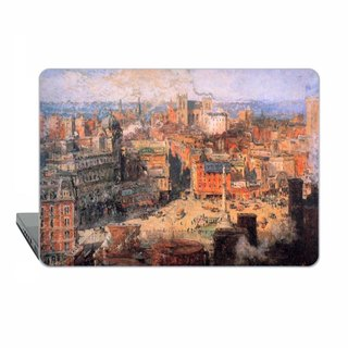 American art Macbook Pro 15 touch bar Case MacBook Air 13 Case Cooper Macbook 11 Columbus Macbook 12 Pro 13 Retina New York Case Hard 1805