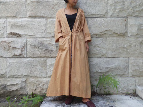 Long cardigan / beige