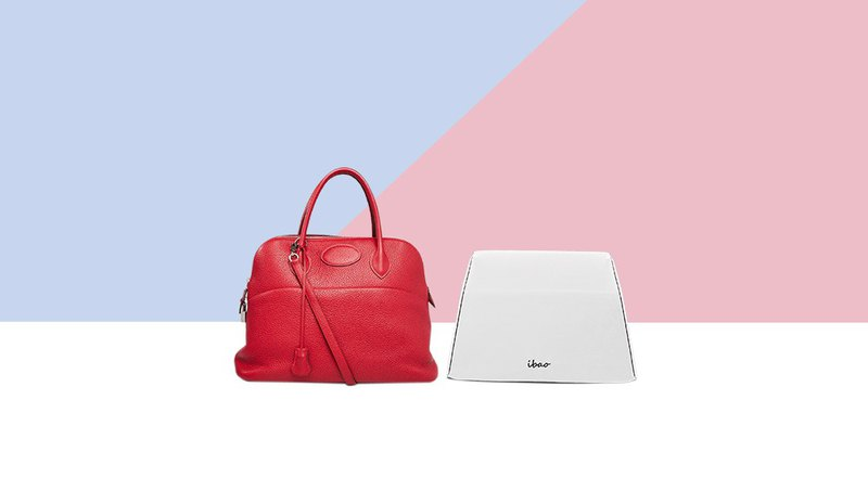 【Luxe-HD34】Hermes Bolide 34 bag 专用Ibao爱包枕