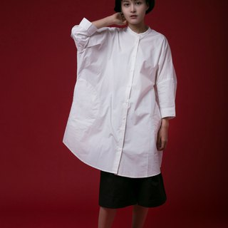 Oversized White Shirt (unisex)