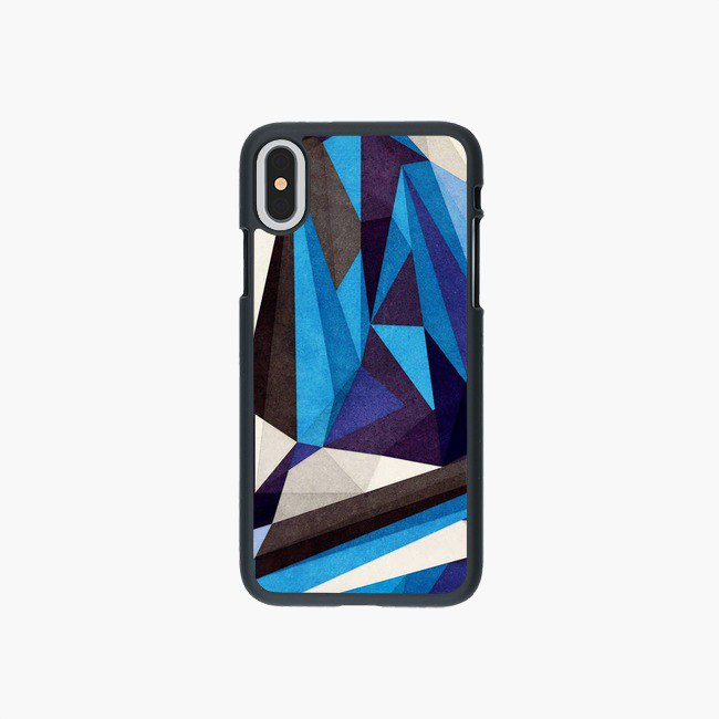 Phone Case - 手机壳 - Blue Something