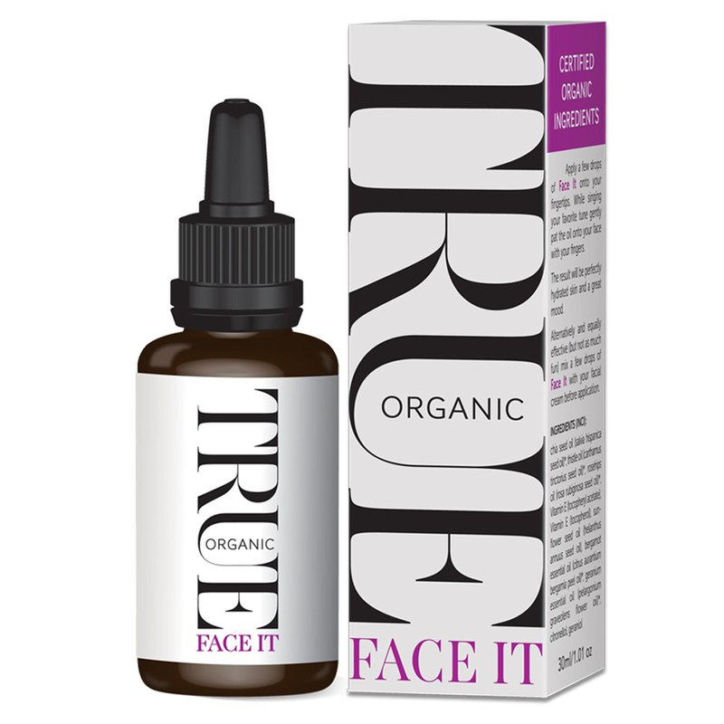瑞典True Organic of Sweden-极致亮妍精华液 Face it (30ml)
