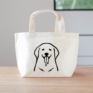 Golden Retriever Mini Bag Lunch Bag Dog