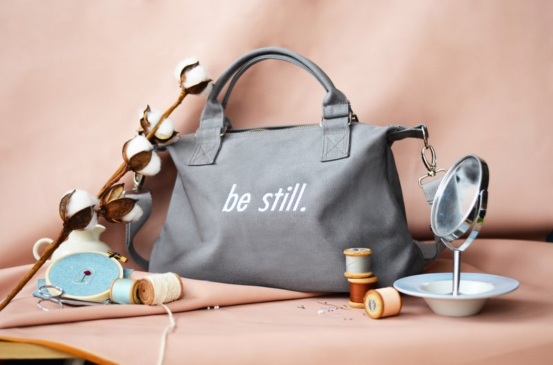 All Day bag (Grey)