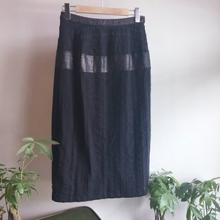 Cotton summer skirt