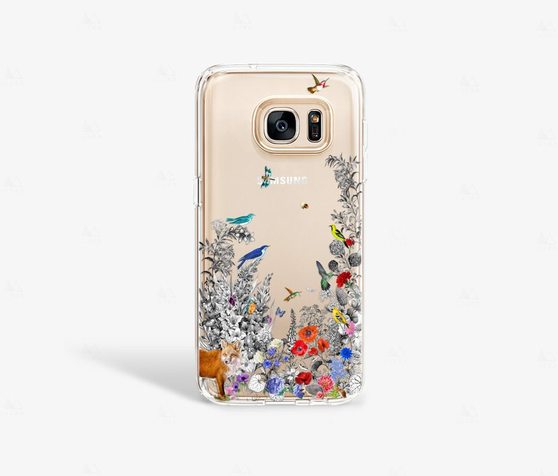 FLORAL Samsung Galaxy Note 5 Case Samsung Galaxy S8 Plus Case Samsung S8 Case