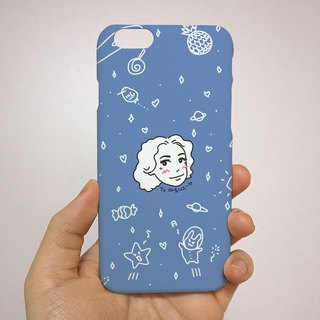 Custom Caricature Phone case (iPhone, Galaxy, LG)