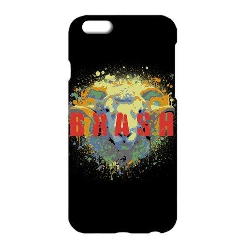 [IPhone case] brash / black