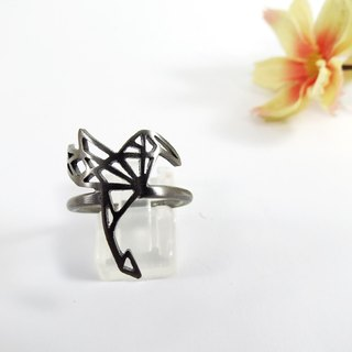 Bird geometric ring