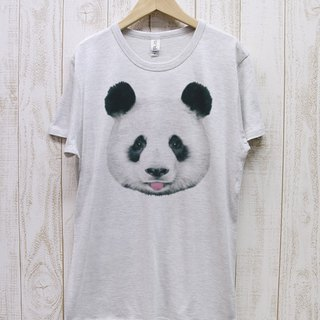 ronronPANDA Tee Beh (Heather White) / RPT005-HWH