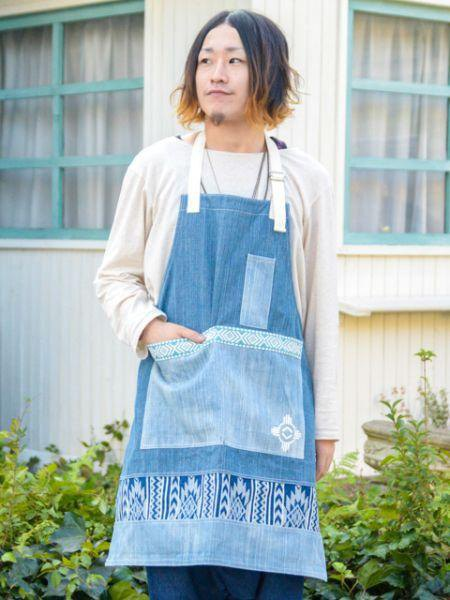 Soft Denim Apron