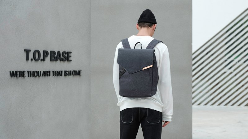 Urbanature - Geo Backpack 极简都会双肩包