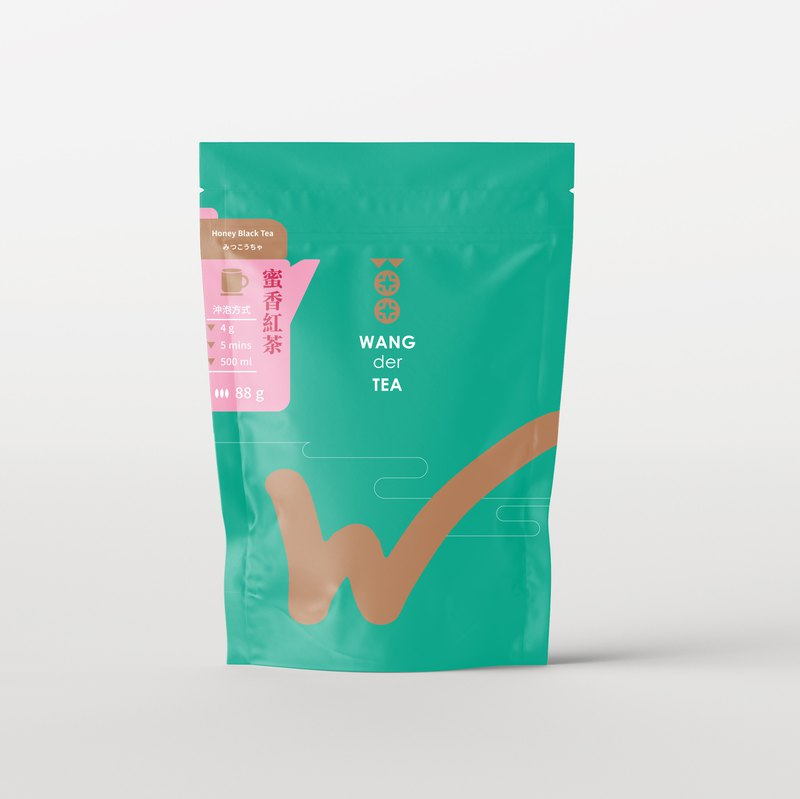 蜜香红茶 Honey Black Tea