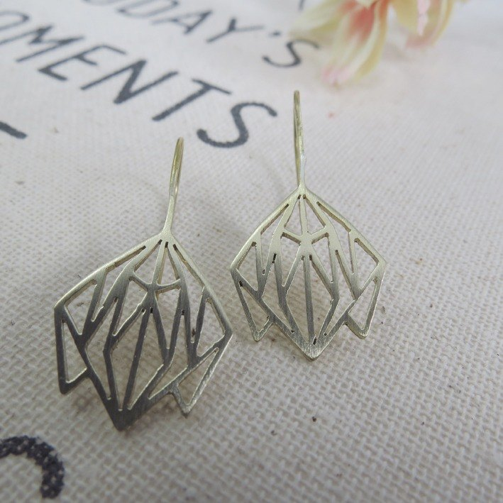 WABY Earring Geometric No6