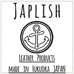 Japlish Leather Goods Made in JAPAN