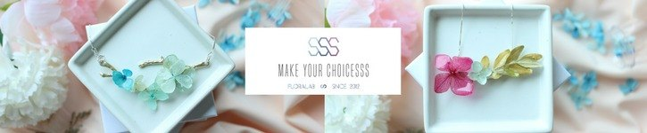 香港设计师品牌 - Make Your Choicesss Floral Lab